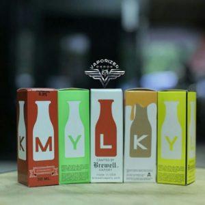 Brewell Vapory MYLK Liquid