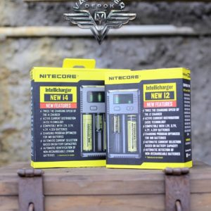 Charger Nitecore Intellicharger New I4