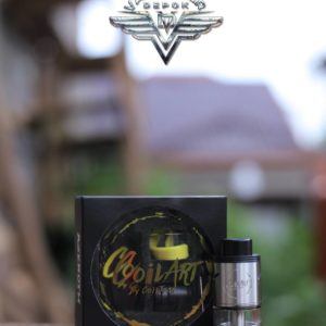 Coilart Arzeroth RDTA 24mm (Authentic)