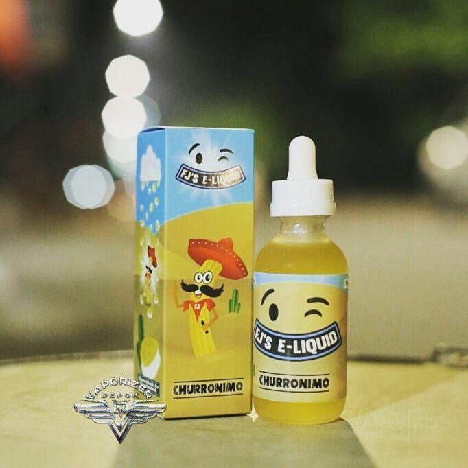 FJ'S (Fuck Jerrys) Liquid
