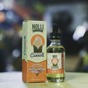 Nolli Designs Strawberry Cannoli Liquid