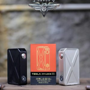 Tesla Invader III 240w Box Mod (Authentic)