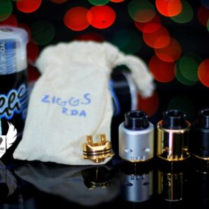 Advken Ziggs V2 RDA 24mm (Authentic)