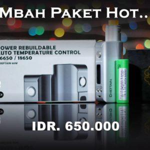 Paket Mbah Hot