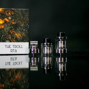 Wotofo The Troll RTA (Authentic)