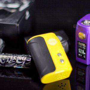 Yosen Alphafox Mini Bolt 52w TC Mod