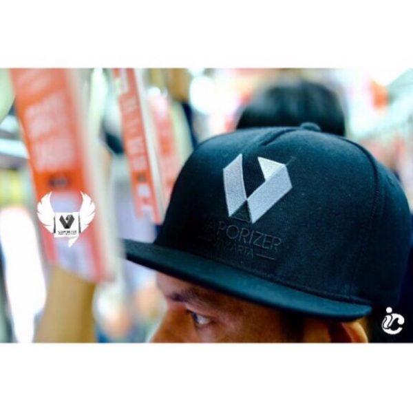 Topi Snapback Vaporizer Jakarta