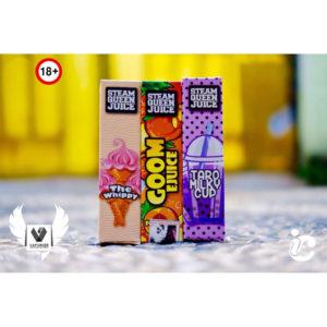 Steam Queen Juice Series Liquid