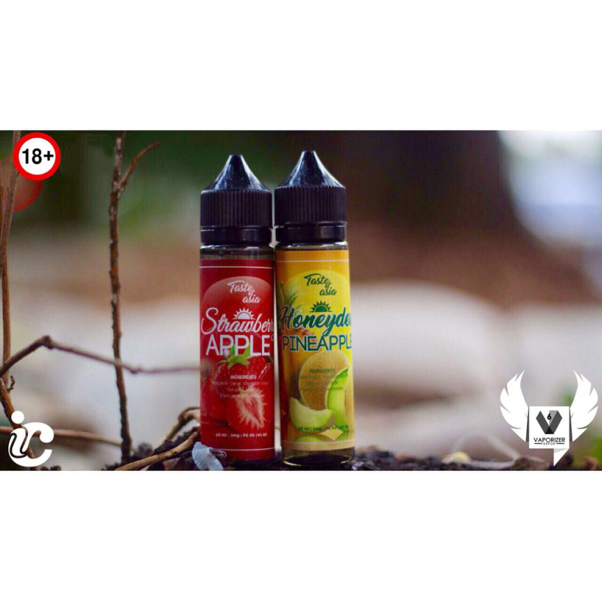 Taste Of Asia Fruity Series Liquid
