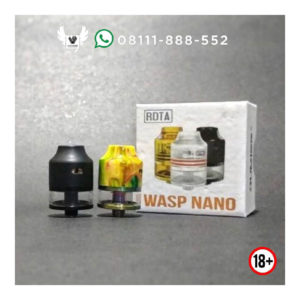 Oumier Wasp Nano RDTA 22mm (Authentic)
