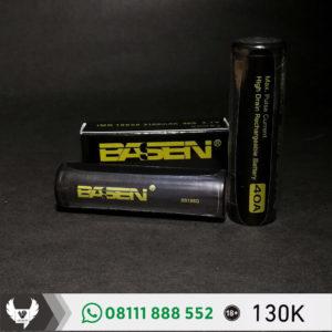 Battery Basen 18650 3100mAh 40A