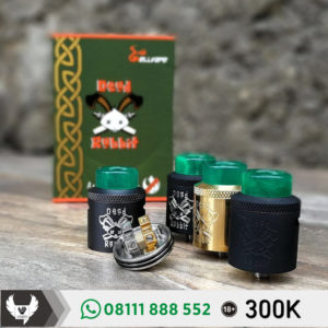 HellVape Dead Rabbit RDA 24mm (Authentic)