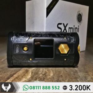 YiHi SXmini G Class Black Golden 200W TC Mod