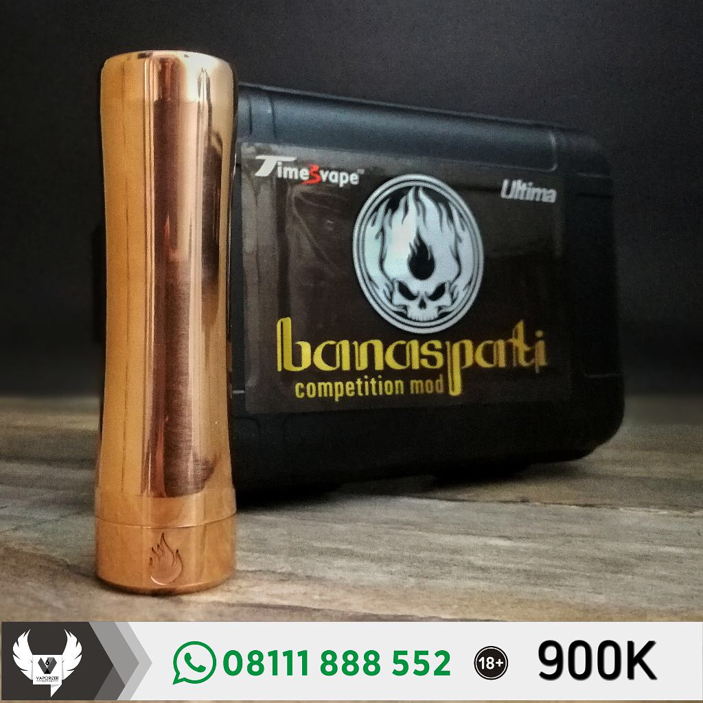 Banaspati Competition Mechanical Mod