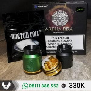 Advken Artha V1.5 RDA 24mm (Authentic)