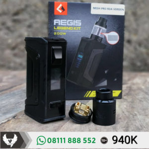 GeekVape Aegis Legend 200w TC Mod Kit