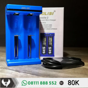 Golisi Needle 2 Compact Mini Charger