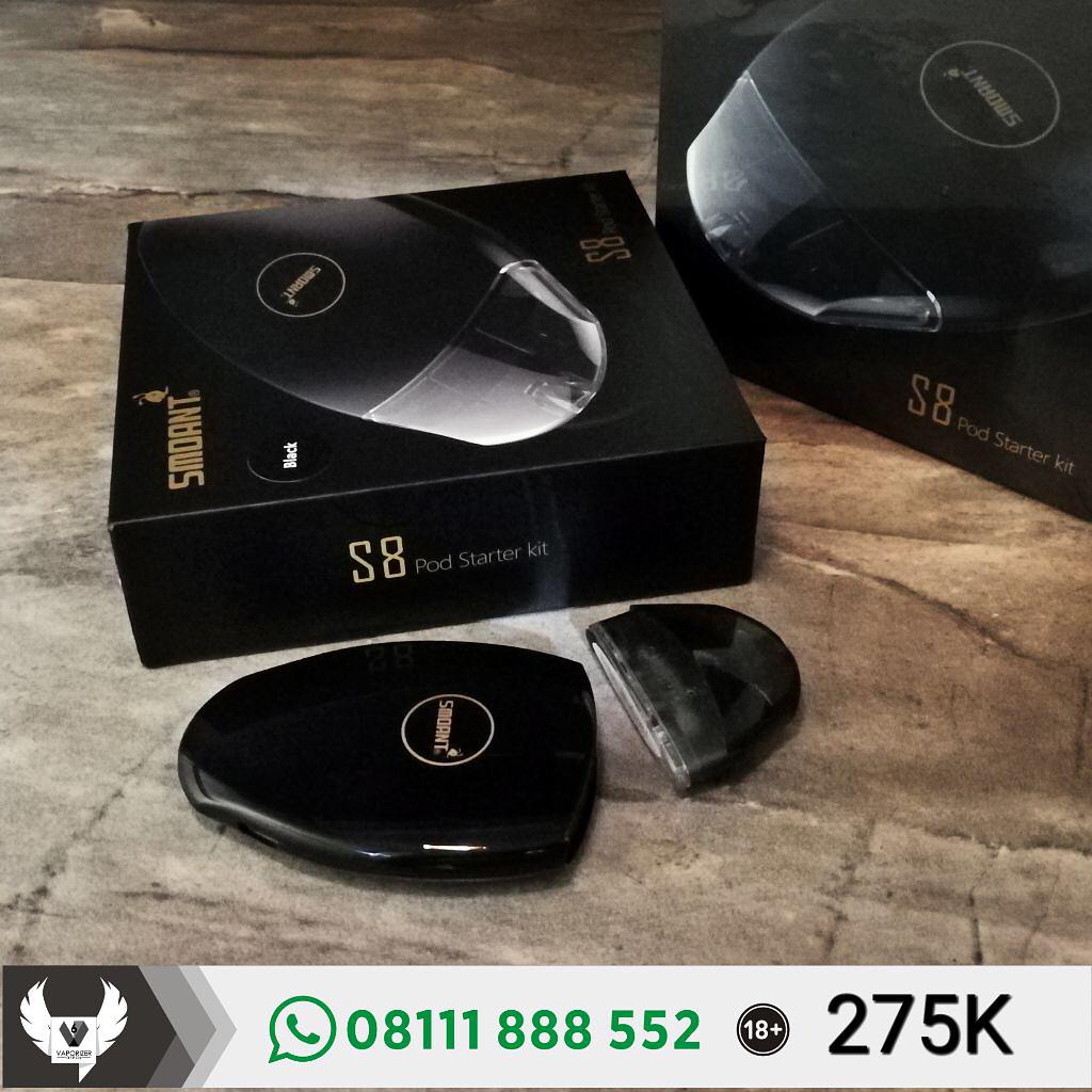 Smoant S8 Pod System Starter Kit
