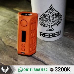 The Rebel YIHI 350J V2 200w TC Mod