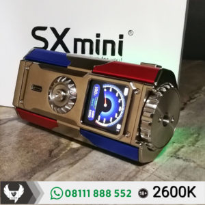 YiHi SXmini T Class 200W TC Mod