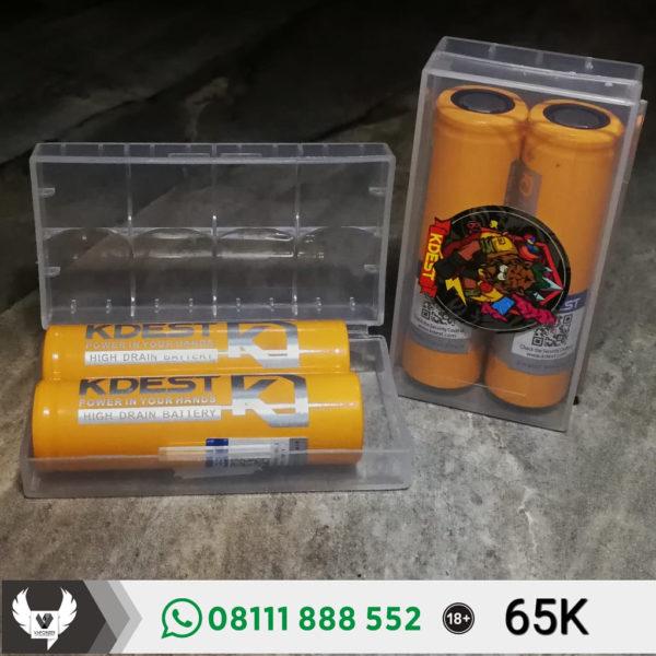 Battery Kdest 18650 2400mAh 50A