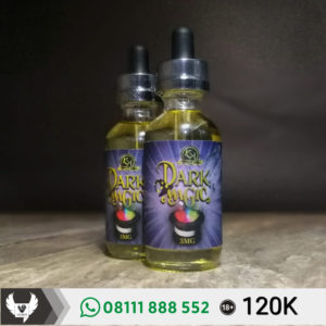 Dark Magic Strawberry Cheesecake Waffle Liquid