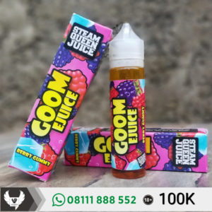 Goom Ejuice Berry Gummy Liquid