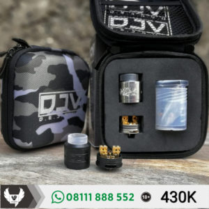 Dejavu DJV Mark #1 RDA 24mm (Authentic)