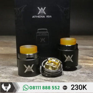 GeekVape Athena RDA 24mm (Authentic)