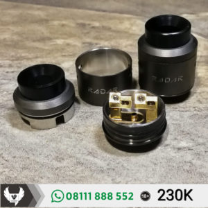 GeekVape Radar RDA 24mm (Authentic)