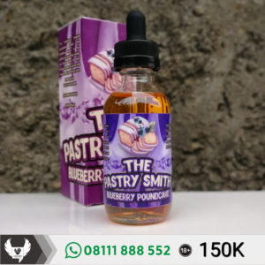 The Pastry Smith Blueberry Poundcake Liquid